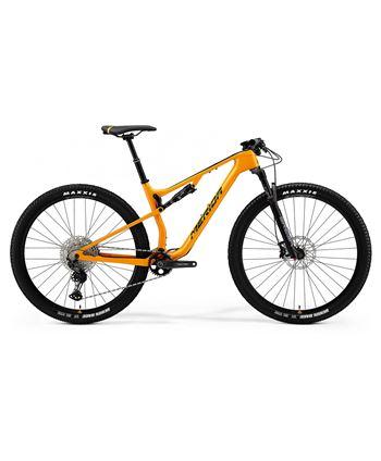 BICICLETA MERIDA NINETY SIX RC 5000 NARANJA 2021