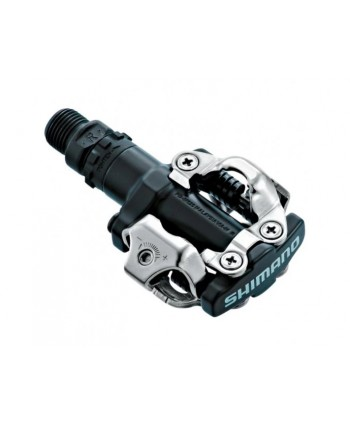 PEDALES SHIMANO M520 SPD NEGRO