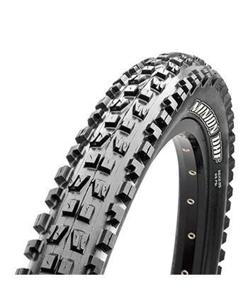 """CUBIERTA MAXXIS MINION FRONT EXO+ 3C TLR 27.5X2.60"""""""