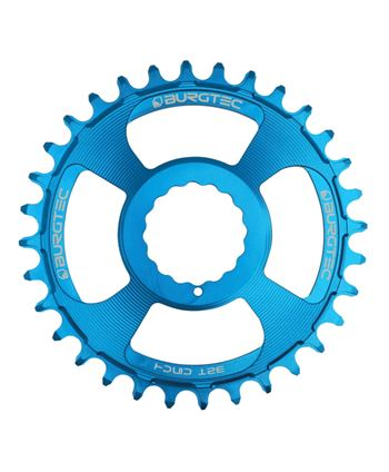 PLATO BURGTEC RACE FACE CINCH THICK THIN BLUE