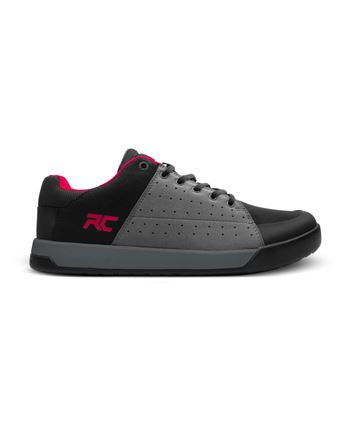 ZAPATILLAS RIDE CONCEPTS YOUTH LIVEWIRE CHARCOAL/RED