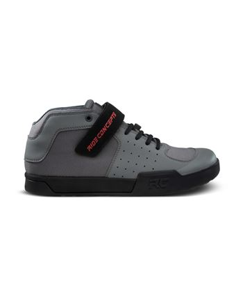 ZAPATILLAS RIDE CONCEPTS WILDCAT CHARCOAL/RED