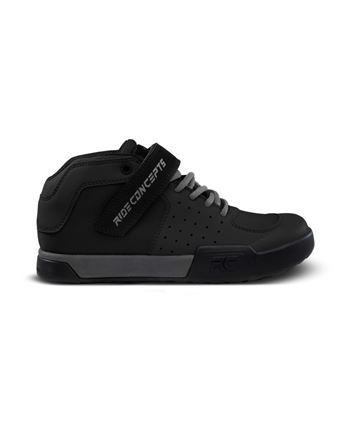 ZAPATILLAS RIDE CONCEPTS YOUTH WILDCAT BLACK/CHARCOAL