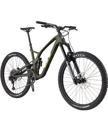 """BICICLETA GT FORCE CARBON PRO 29"""" 2022 MILITARY GREEN"""