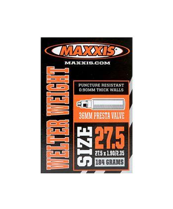 CÁMARA MAXXIS WELTER WEIGHT 27.5X2.2 / 2.50 PRESTA