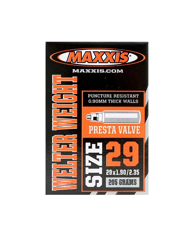CÁMARA MAXXIS WELTER WEIGHT 29X1.9 / 2.35 PRESTA