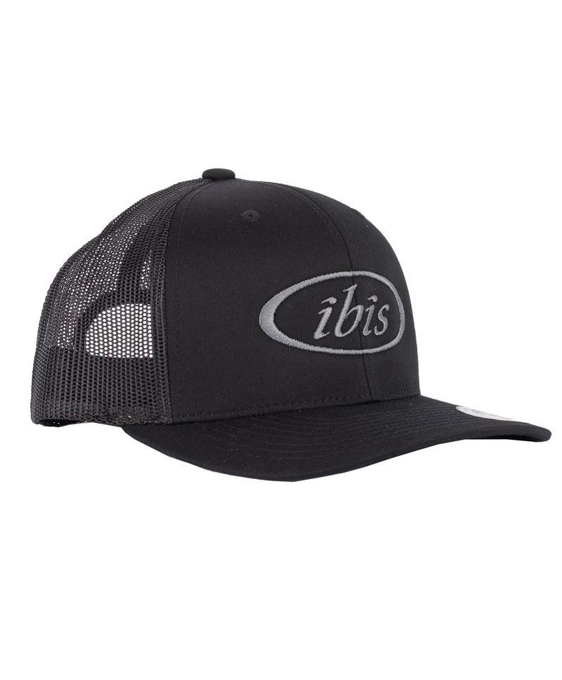 GORRA IBIS 5 PANEL CAP W/ EMBROIDERY DARK GREY