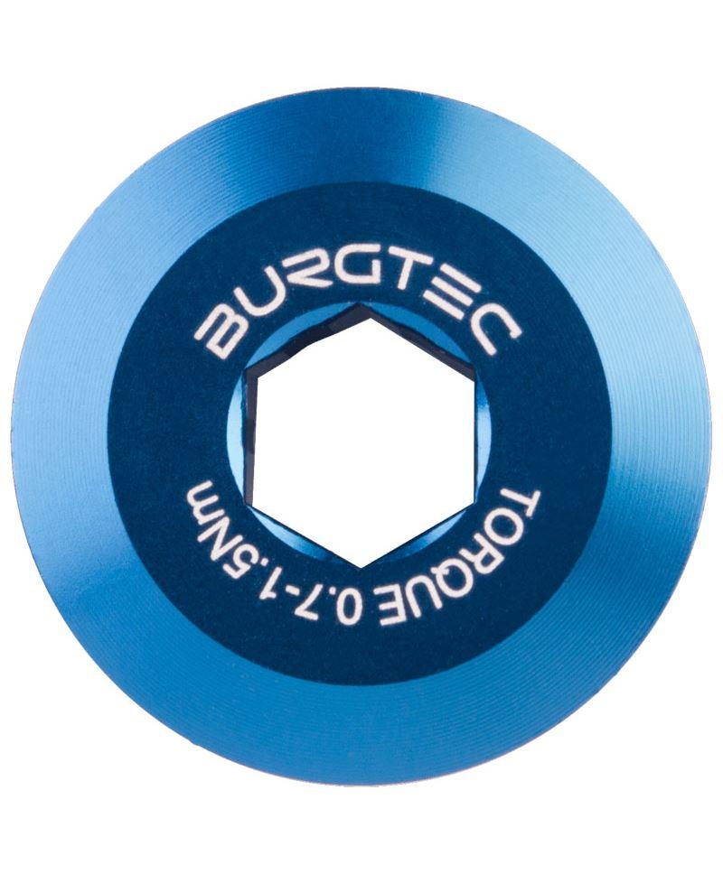 TORNILLO BIELA SHIMANO BURGTEC DEEP BLUE