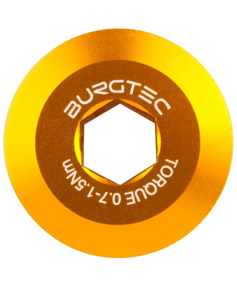 TORNILLO BIELA SHIMANO BURGTEC BULLION GOLD