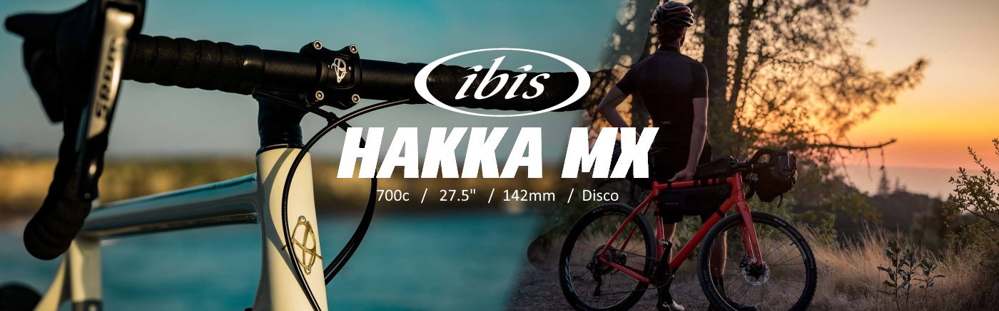 Ibis Hakka MX