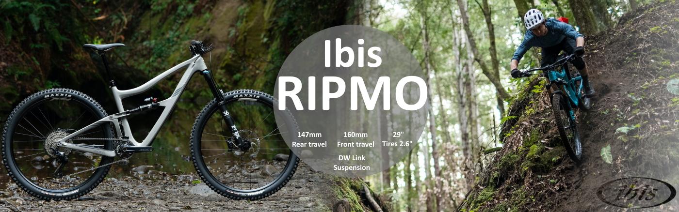 Bicicleta Ibis Ripmo