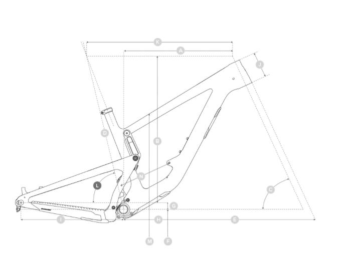 Bicicleta Santa Cruz Megatower 29 C KIT X01 2021