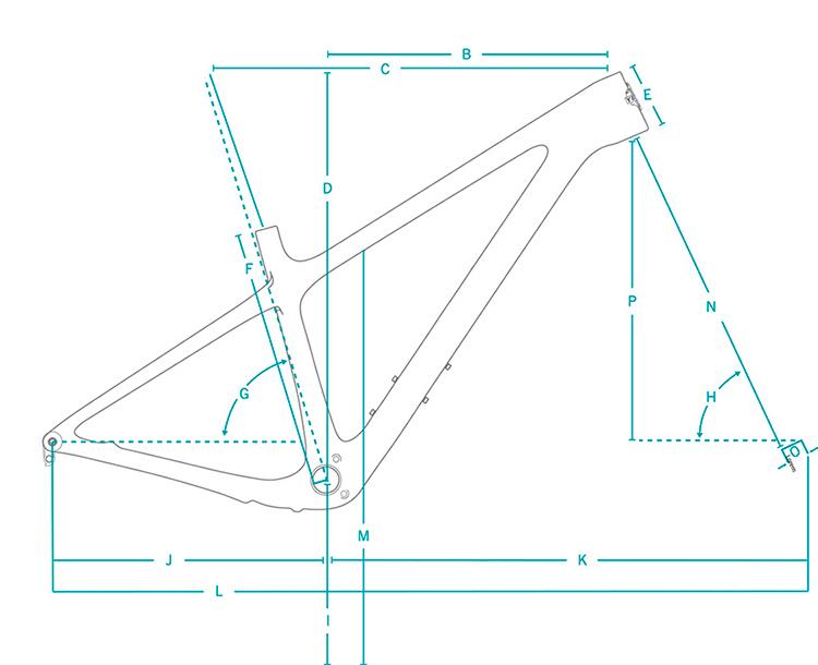 Bicicleta de XC Yeti ARC 29 KIT T2 C/WHEELS 2021