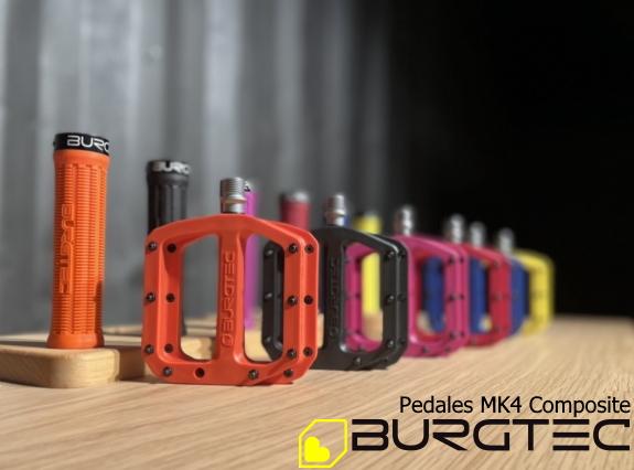 Pedales Burgtec Mk4