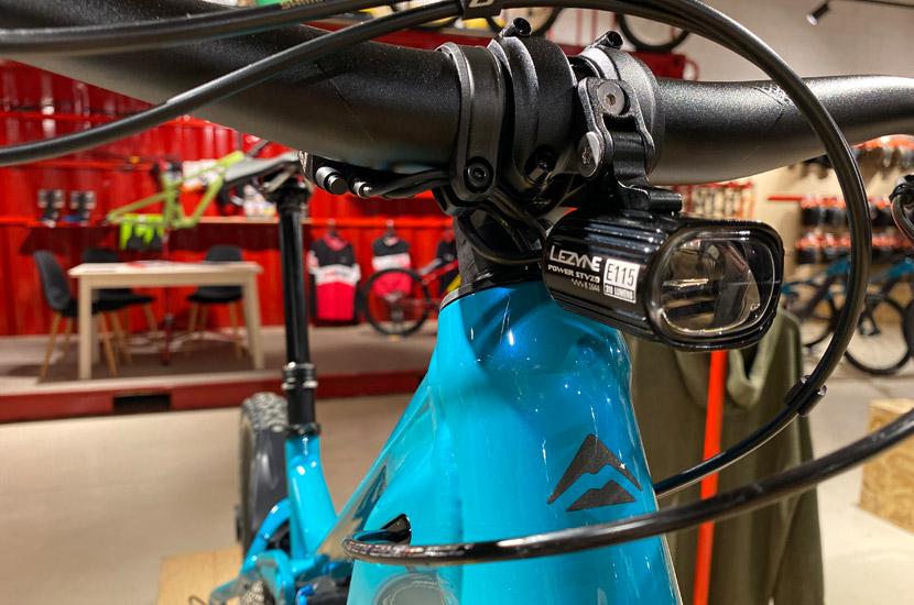 Bicicleta Merida e-One