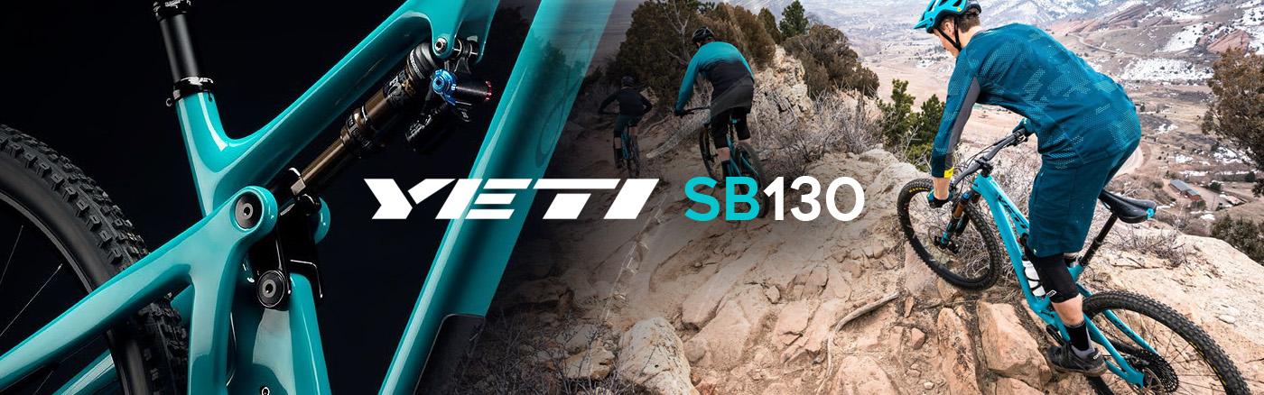 Bicicleta Yeti SB130